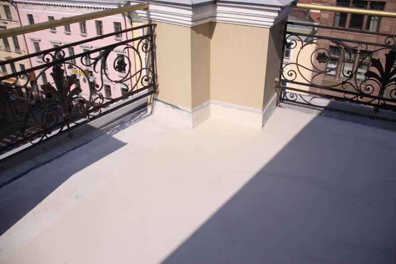 Надежная гидроизоляция балкона: материалы, методика, советы.